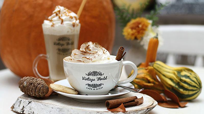 őszi kávékülönlegességek