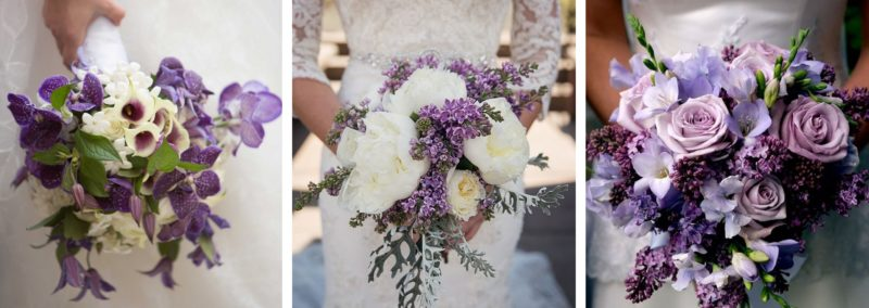 esküvő, trend, ultraviola, ultravolet, wedding, bouquet, csokor, lila