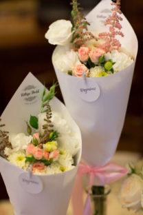 eskuvoi dekoráció, menyasszonyi csokor Debrecen