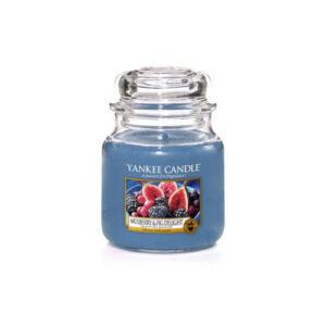 yankee candle mulberry kozepes