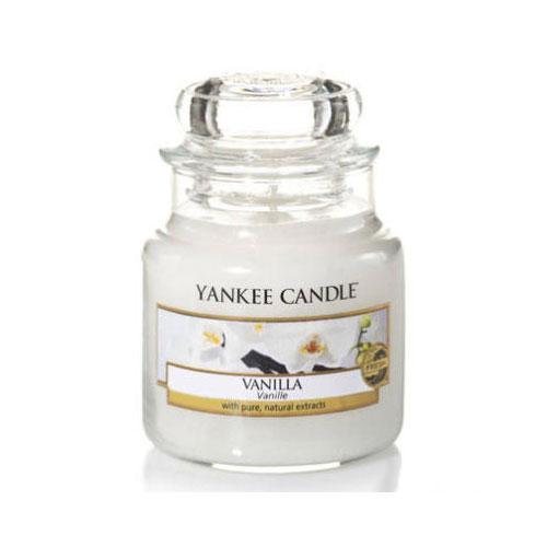 yankee candle vanilla kicsi