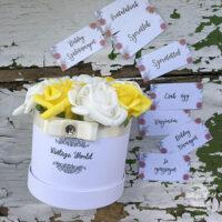 virágdoboz, rózsabox, virágbox