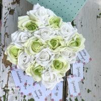 virágbox, rózsabox