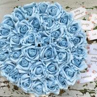 Virágbox, virágdoboz, rózsabox
