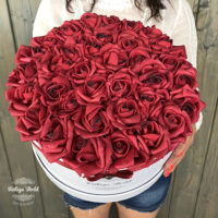 virágcsokor, rózsabox, rózsadoboz, virágbox