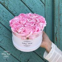 virágbox, rózsabox, virágdoboz