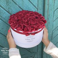 rózsadoboz, virágdoboz, virágbox