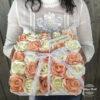 Virágdoboz, virágcsokor, dobozos rózsa