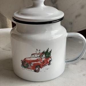 christmas cup karacsonyi disztargy