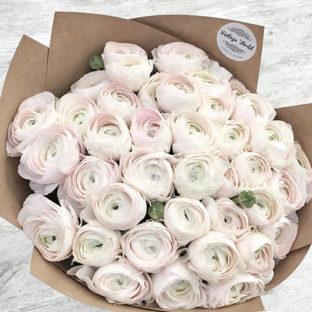Élő virágdoboz, Virágcsokor Élő virág