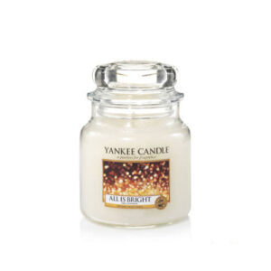 yankee candle all is bright kozepes