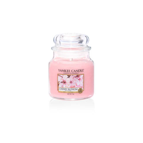 yankee candle cherry blossom kozepes