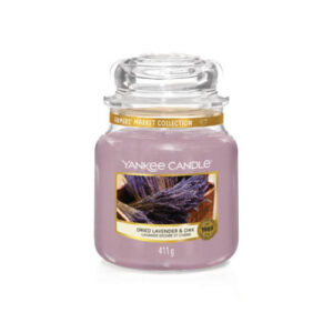 yankee candle dried lavender and oak kozepes