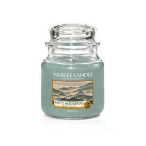yankee candle misty mountains közepes
