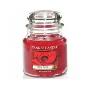 yankee candle true rose kozepes