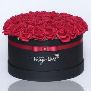 virágdoboz st. petersburg rózsadoboz virágküldés