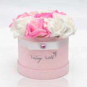 virágdoboz zagreb rózsadoboz virágküldés