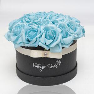 virágküldés habrózsa innsbruck rózsadoboz