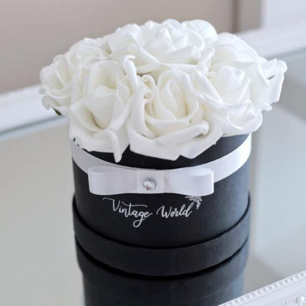 Toulouse rózsadoboz rózsa rózsabox doboz box