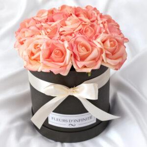 Legszebb Ajándék Barack rózsadoboz
