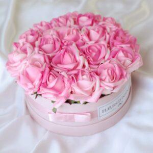 Púder Varázs közepes rózsadoboz